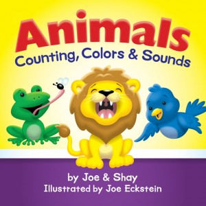 Animals: Counting, Colors & Sounds